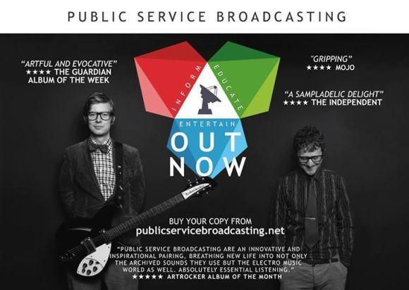 Public Service Broadcasting Album